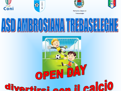 Open day ASD Ambrosiana