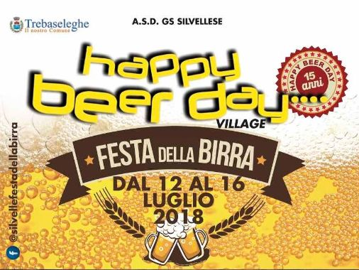 Happy Beer Day - Festa della Birra