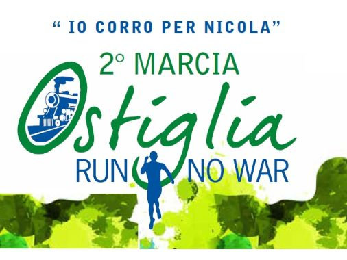 2° marcia Ostiglia Run no war